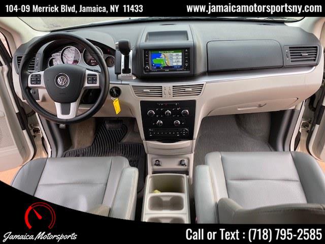 Used Volkswagen Routan 4dr Wgn SE w/RSE & Navigation 2011   Jamaica Motor Sports . Jamaica, New York