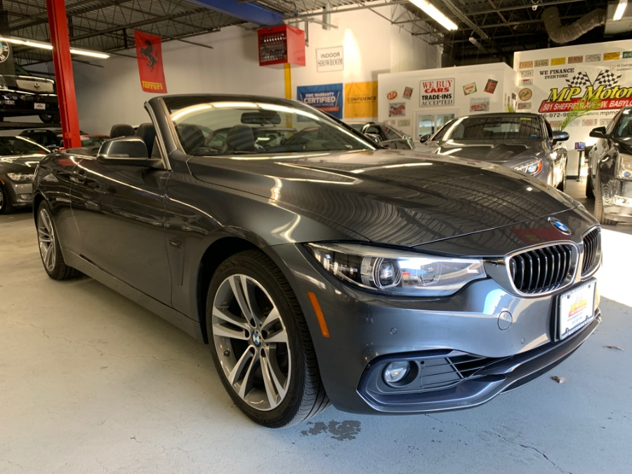 Used BMW 4 Series 430i xDrive Convertible 2018 | MP Motors Inc. West Babylon , New York