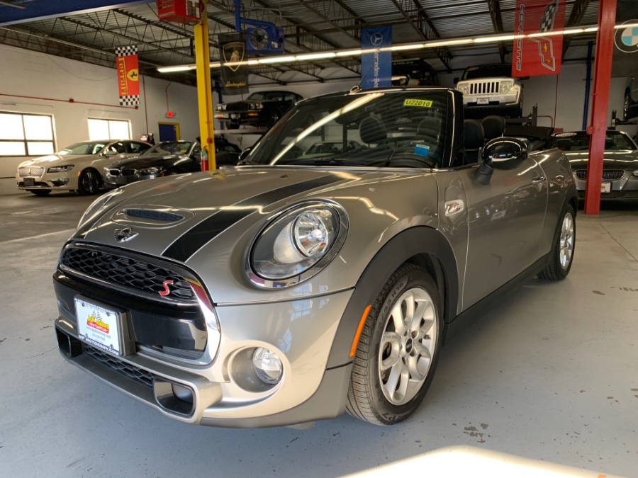 Used MINI Cooper Convertible 2dr S 2016 | MP Motors Inc. West Babylon , New York
