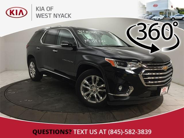 Used Chevrolet Traverse High Country 2018   Eastchester Motor Cars. Bronx, New York