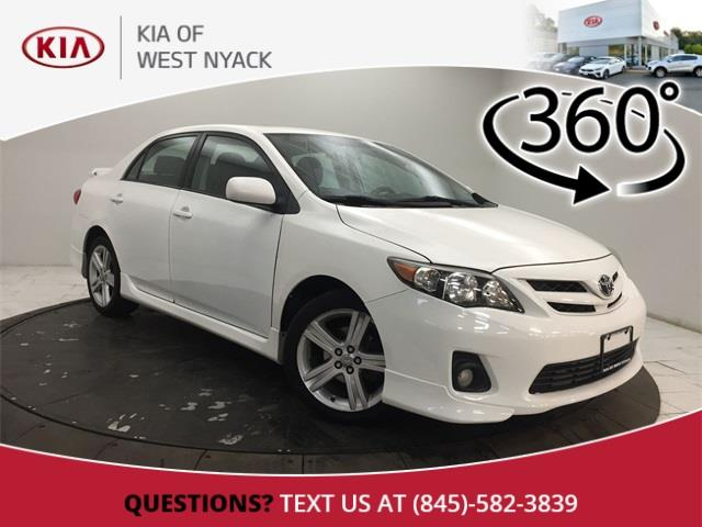 Used 2013 Toyota Corolla in Bronx, New York | Eastchester Motor Cars. Bronx, New York