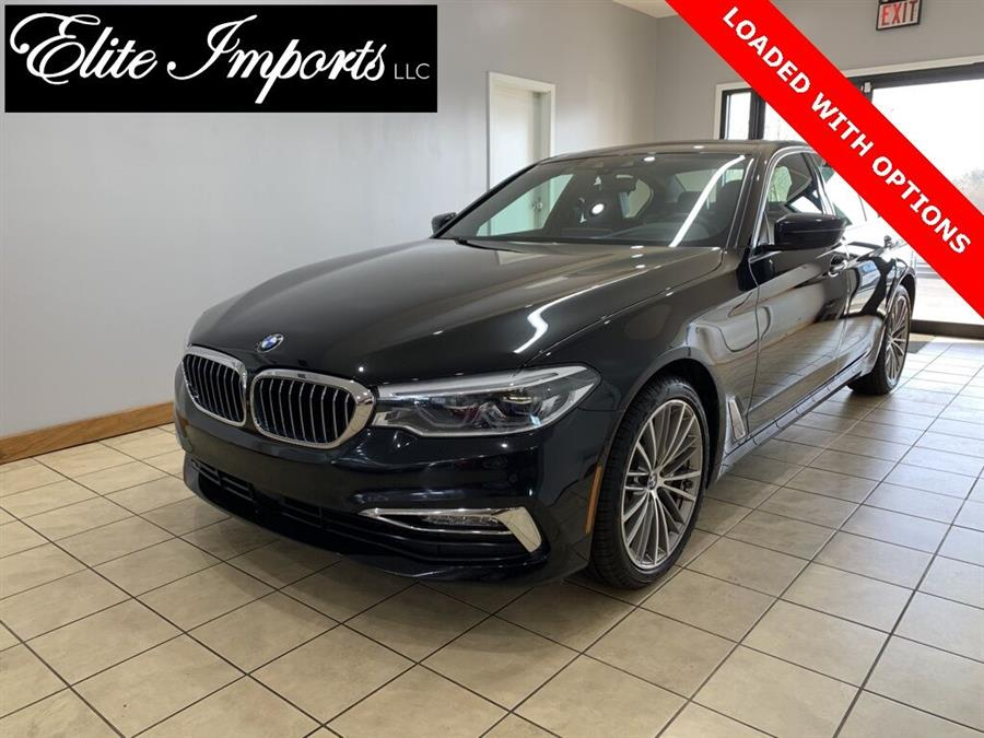 Used BMW 5 Series 540i xDrive 2018 | Elite Imports LLC. West Chester, Ohio