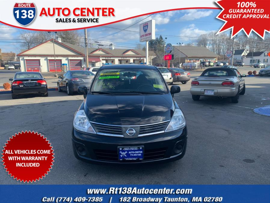 Used 2009 Nissan Versa in Taunton, Massachusetts | Rt 138 Auto Center Inc . Taunton, Massachusetts