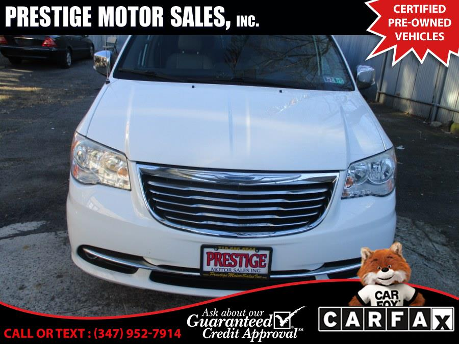 Used 2014 Chrysler Town & Country in Brooklyn, New York | Prestige Motor Sales Inc. Brooklyn, New York