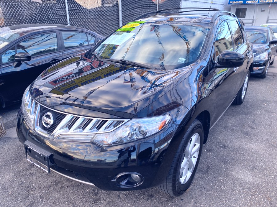 Used Nissan Murano AWD 4dr S 2010 | Middle Village Motors . Middle Village, New York