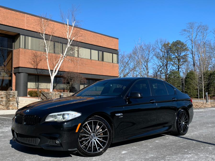 Used BMW 5 Series 4dr Sdn 550i xDrive AWD 2012 | Riverside Auto Center LLC. Bristol , Connecticut