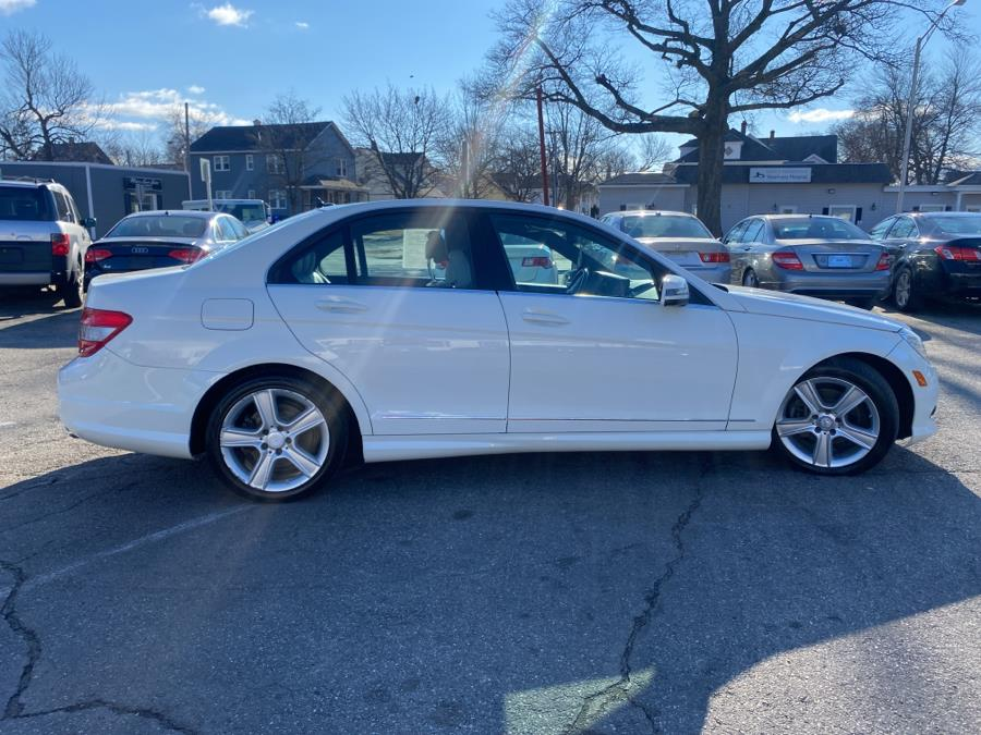 Used Mercedes-Benz C-Class 4dr Sdn C300 Luxury 4MATIC 2010   Absolute Motors Inc. Springfield, Massachusetts