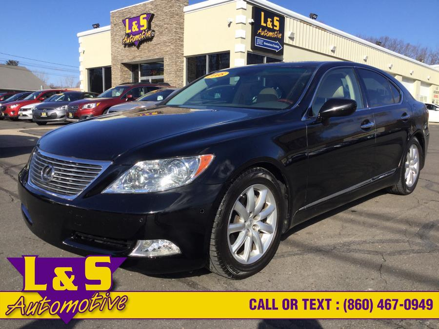 Used 2008 Lexus LS 460 in Plantsville, Connecticut | L&S Automotive LLC. Plantsville, Connecticut