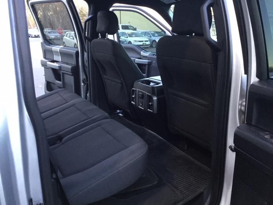 "Used Ford F-150 4WD SuperCrew 145"" XLT 2016 | L&S Automotive LLC. Plantsville, Connecticut"