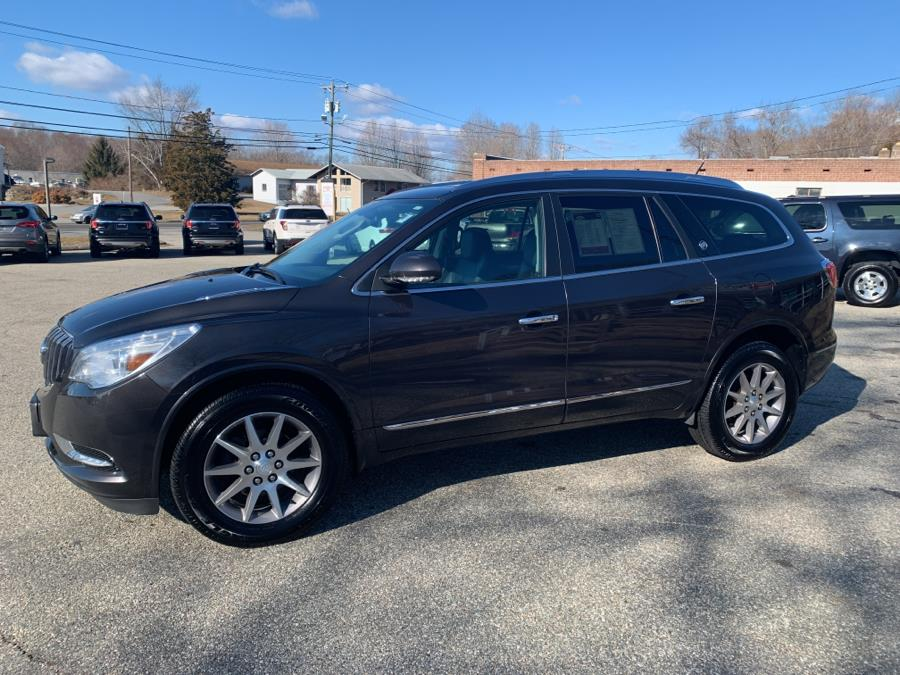 Used Buick Enclave AWD 4dr Leather 2017 | Saybrook Auto Barn. Old Saybrook, Connecticut
