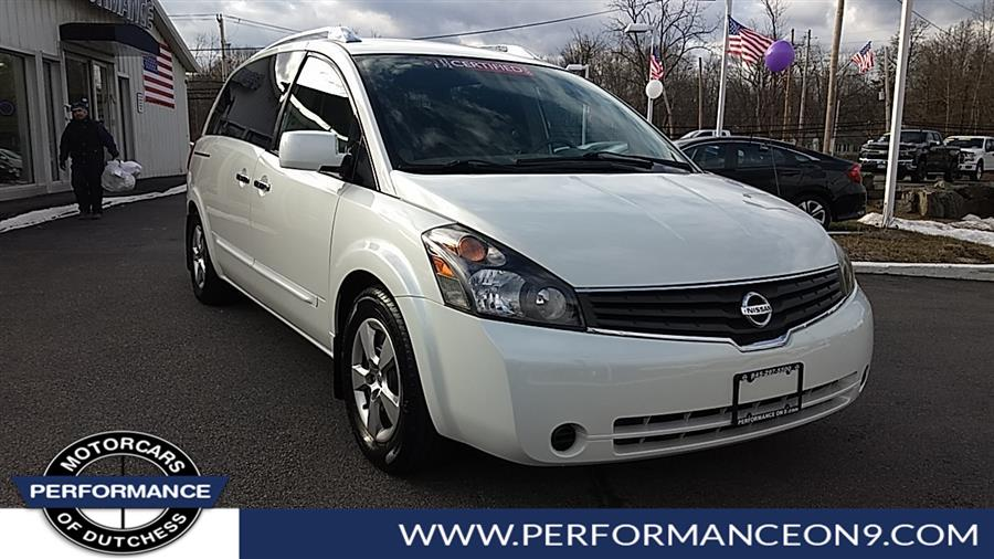 Used 2008 Nissan Quest in Wappingers Falls, New York | Performance Motorcars Inc. Wappingers Falls, New York