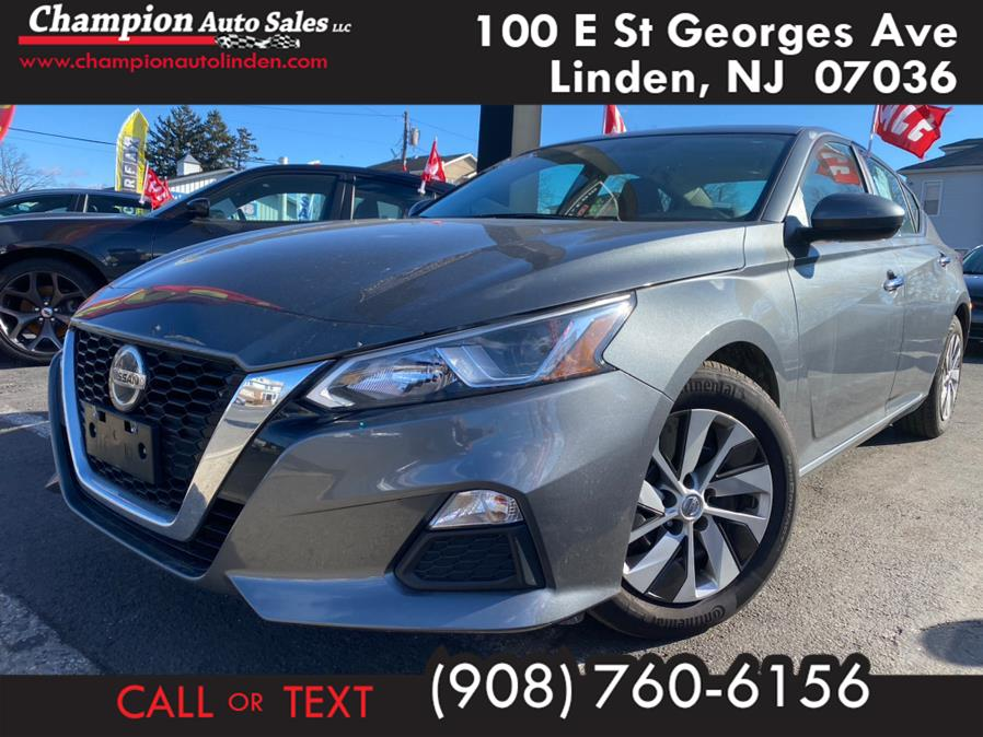 Used 2020 Nissan Altima in Linden, New Jersey | Champion Used Auto Sales. Linden, New Jersey