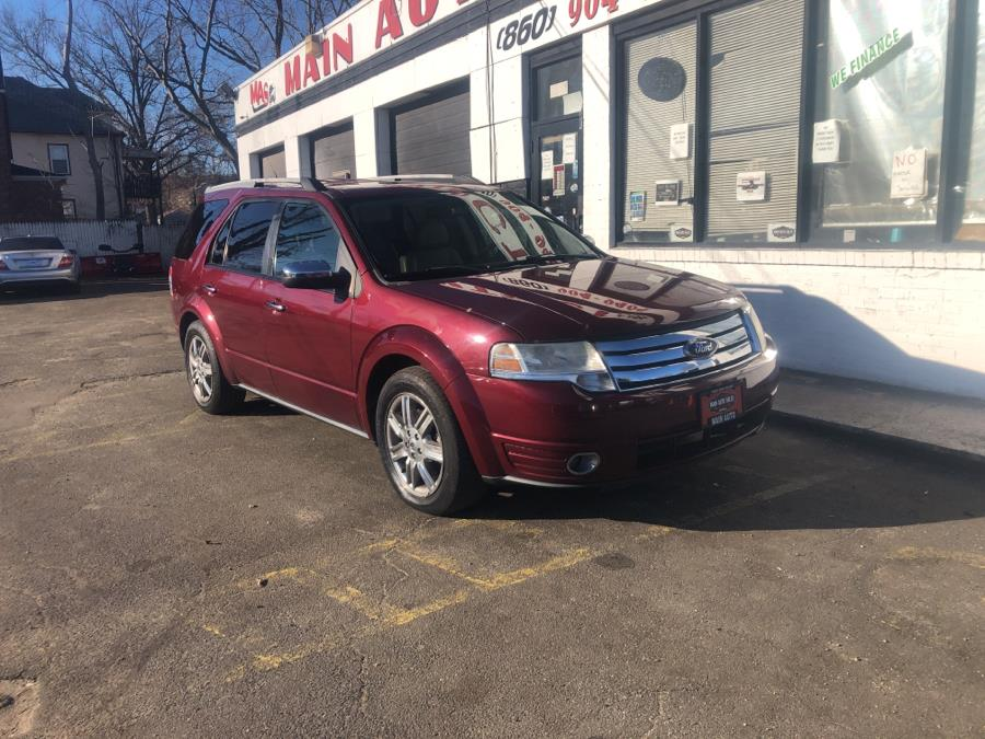 Used 2008 Ford Taurus X in Hartford, Connecticut | Main Auto Sales LLC. Hartford, Connecticut