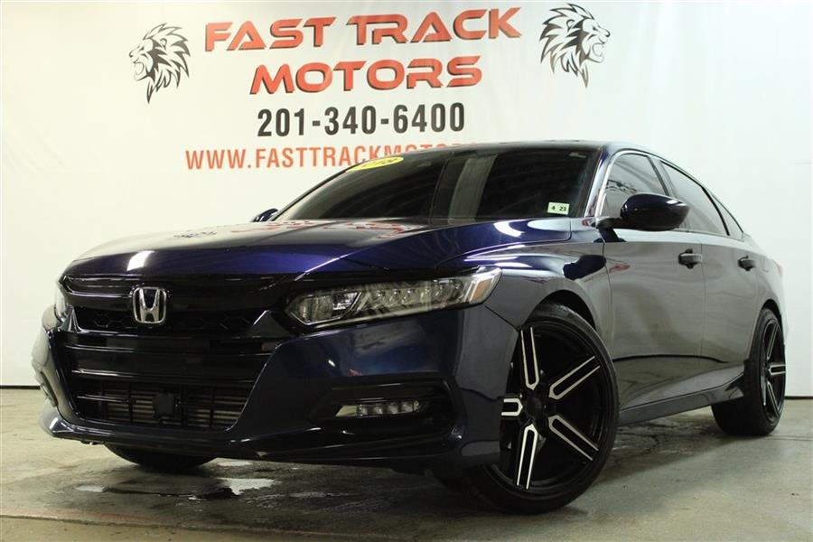 Used 2018 Honda Accord in Paterson, New Jersey | Fast Track Motors. Paterson, New Jersey