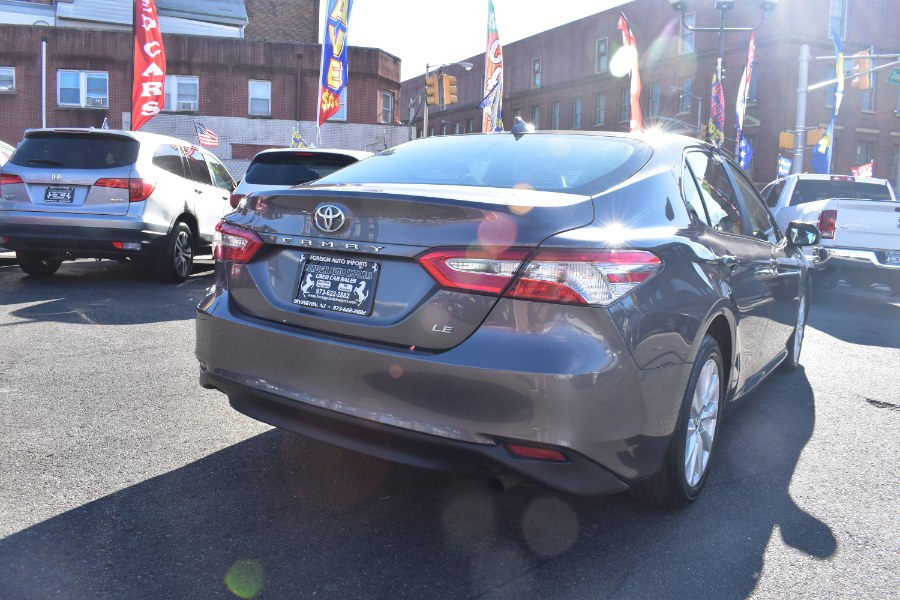 Used Toyota Camry LE Auto (Natl) 2019 | Foreign Auto Imports. Irvington, New Jersey