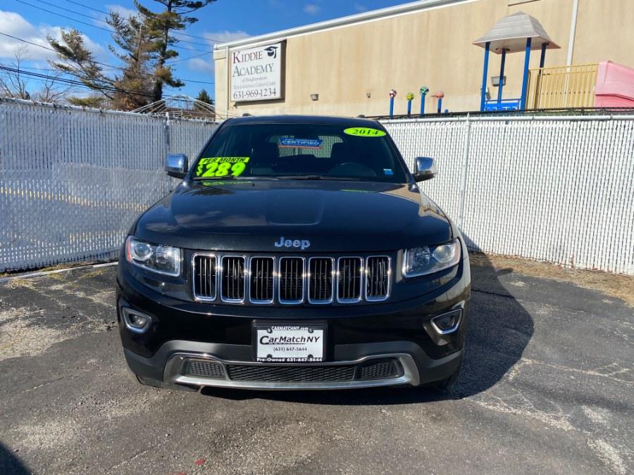 Used Jeep Grand Cherokee 4WD 4dr Limited 2014 | Carmatch NY. Bayshore, New York