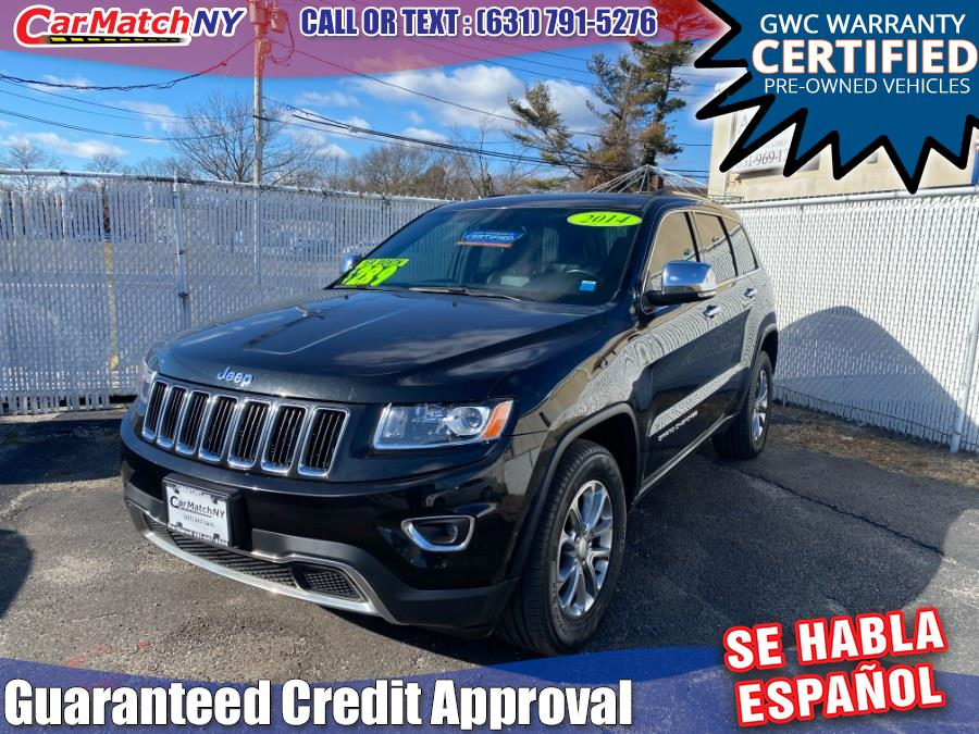 Used 2014 Jeep Grand Cherokee in Bayshore, New York | Carmatch NY. Bayshore, New York