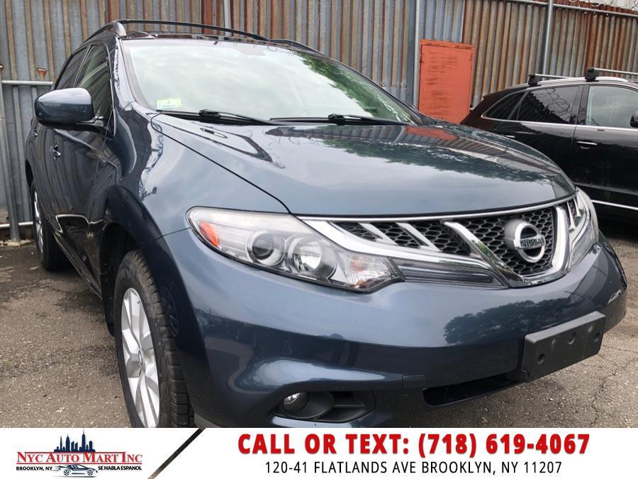 Used 2012 Nissan Murano in Brooklyn, New York | NYC Automart Inc. Brooklyn, New York