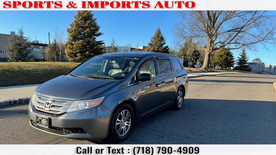 Used 2011 Honda Odyssey in Brooklyn, New York | Sports & Imports Auto Inc. Brooklyn, New York