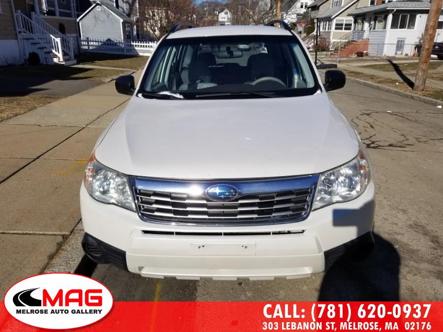 Used 2010 Subaru Forester in Melrose, Massachusetts | Melrose Auto Gallery. Melrose, Massachusetts