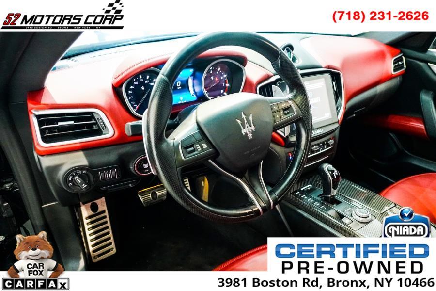 Used Maserati Ghibli S 3.0L 2017 | 52Motors Corp. Woodside, New York