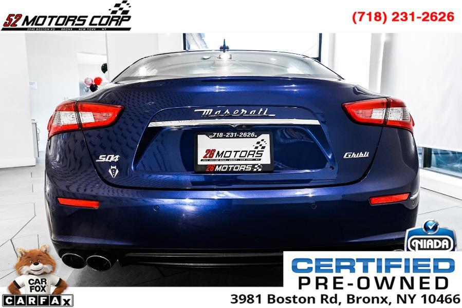 Used Maserati Ghibli S Q4 3.0L 2017 | 52Motors Corp. Woodside, New York