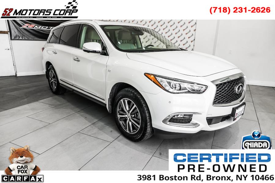 Used 2017 INFINITI QX60 in Woodside, New York | 52Motors Corp. Woodside, New York