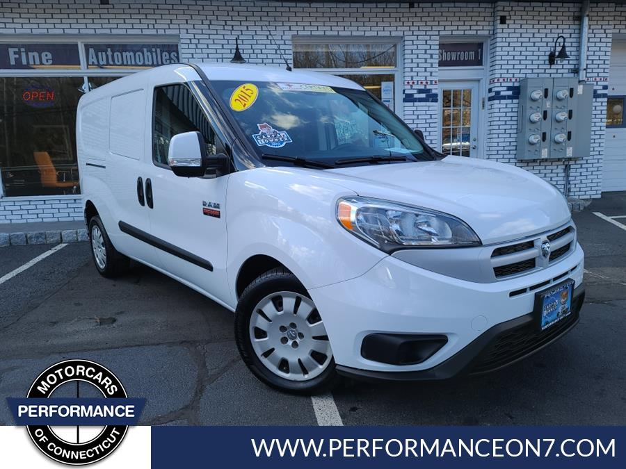 Used 2015 Ram ProMaster City Cargo Van in Wilton, Connecticut | Performance Motor Cars. Wilton, Connecticut
