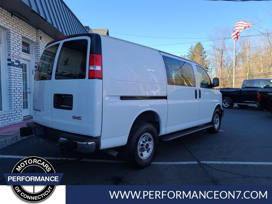 "Used GMC Savana Cargo Van RWD 2500 135"" 2019 | Performance Motor Cars. Wilton, Connecticut"