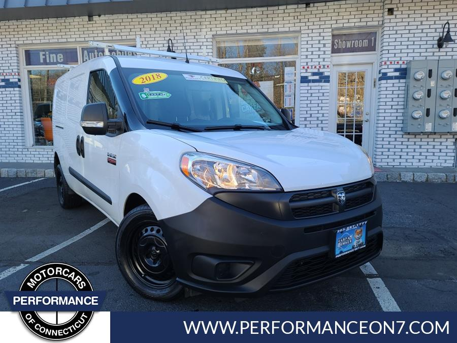 Used 2018 Ram ProMaster City Cargo Van in Wilton, Connecticut | Performance Motor Cars. Wilton, Connecticut