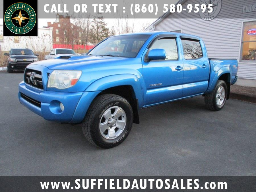 Used 2005 Toyota Tacoma in Suffield, Connecticut | Suffield Auto Sales. Suffield, Connecticut