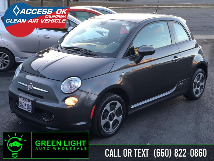 Used 2017 FIAT 500e in Daly City, California | Green Light Auto Wholesale. Daly City, California