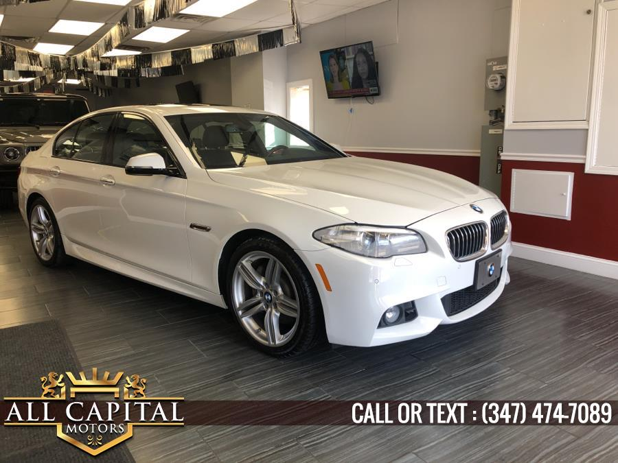 Used 2014 BMW 5 Series in Brooklyn, New York | All Capital Motors. Brooklyn, New York
