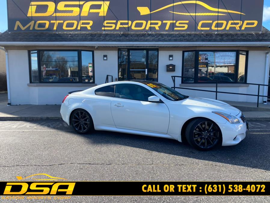 Used 2008 Infiniti G37 Coupe in Commack, New York | DSA Motor Sports Corp. Commack, New York