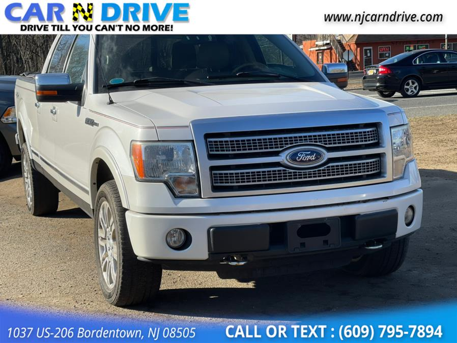 Used 2010 Ford F-150 in Bordentown, New Jersey | Car N Drive. Bordentown, New Jersey