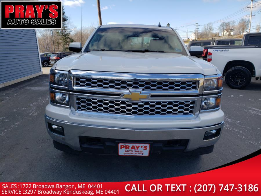 Used 2015 Chevrolet Silverado 1500 in Bangor , Maine | Pray's Auto Sales . Bangor , Maine