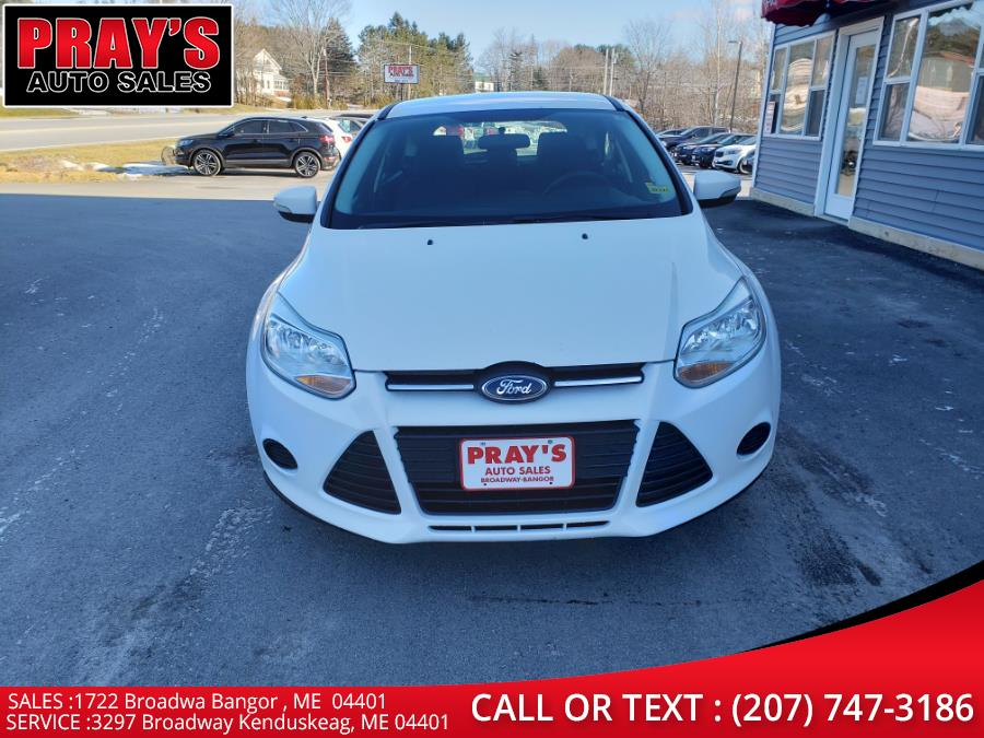 Used 2013 Ford Focus in Bangor , Maine | Pray's Auto Sales . Bangor , Maine