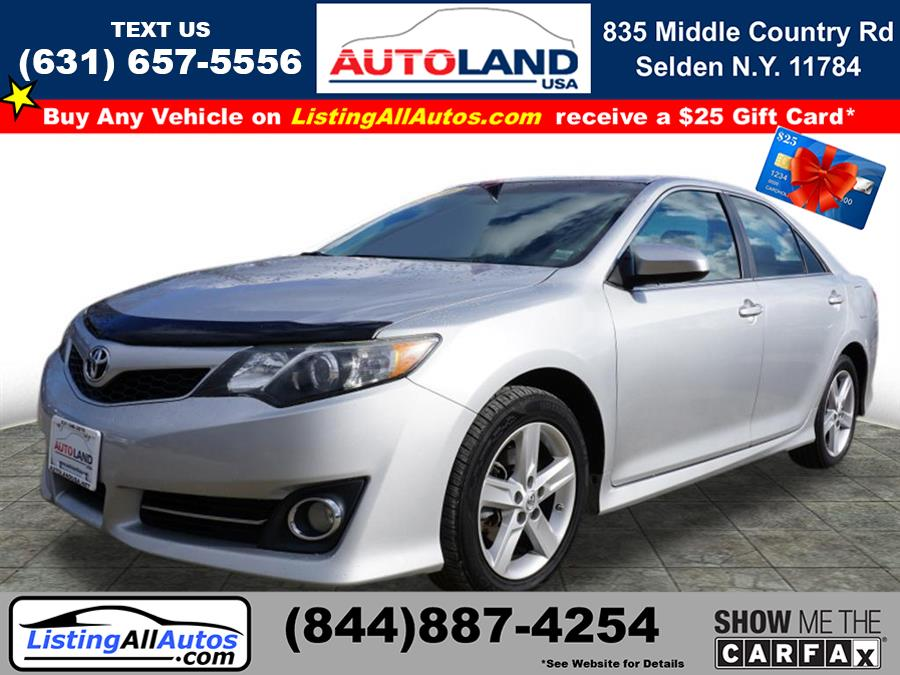 Used 2012 Toyota Camry in Patchogue, New York | www.ListingAllAutos.com. Patchogue, New York