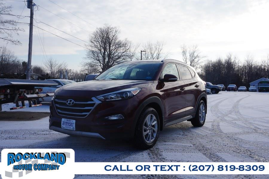 Used 2017 Hyundai Tucson in Rockland, Maine | Rockland Motor Company. Rockland, Maine