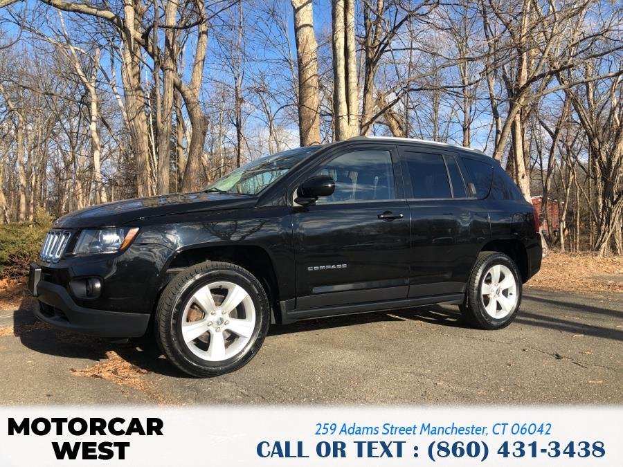 Used Jeep Compass 4WD 4dr High Altitude Edition 2015   Motorcar West. Manchester, Connecticut