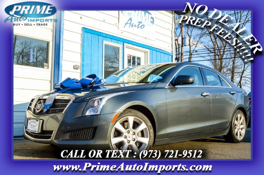 Used 2014 Cadillac ATS in Bloomingdale, New Jersey | Prime Auto Imports. Bloomingdale, New Jersey