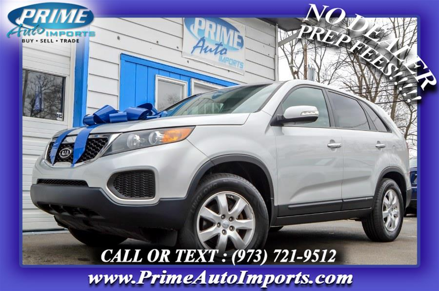 Used 2013 Kia Sorento in Bloomingdale, New Jersey | Prime Auto Imports. Bloomingdale, New Jersey