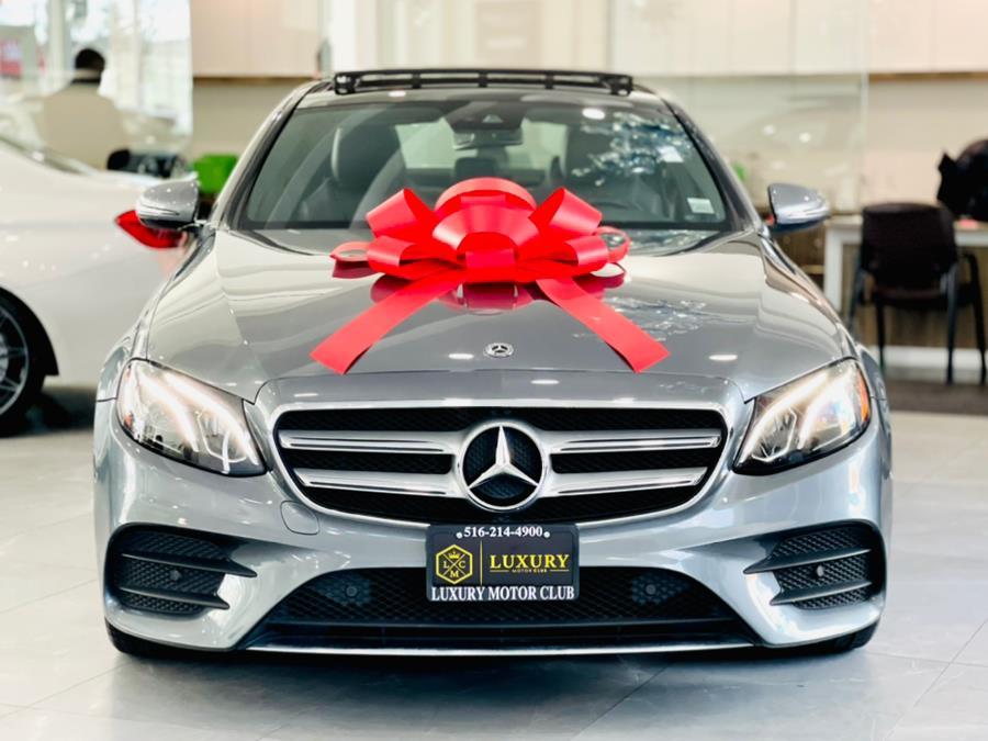 Used Mercedes-Benz E-Class E 300 Sport 4MATIC Sedan 2017 | C Rich Cars. Franklin Square, New York