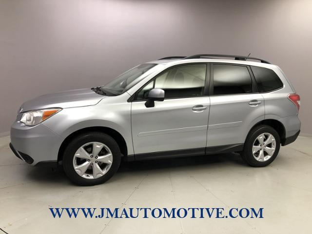 Used 2015 Subaru Forester in Naugatuck, Connecticut | J&M Automotive Sls&Svc LLC. Naugatuck, Connecticut