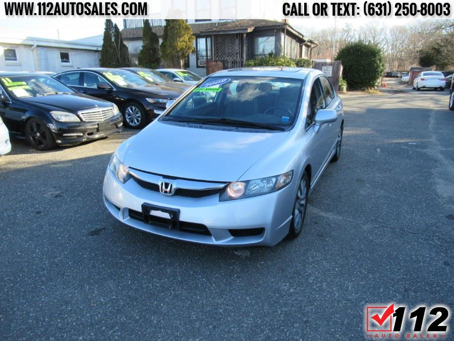 Used Honda Civic Sdn 4dr Auto EX 2009 | 112 Auto Sales. Patchogue, New York