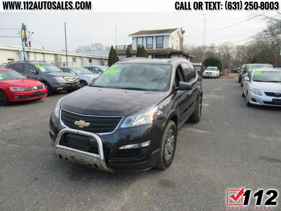 Used Chevrolet Traverse FWD 4dr LS w/1LS 2017 | 112 Auto Sales. Patchogue, New York