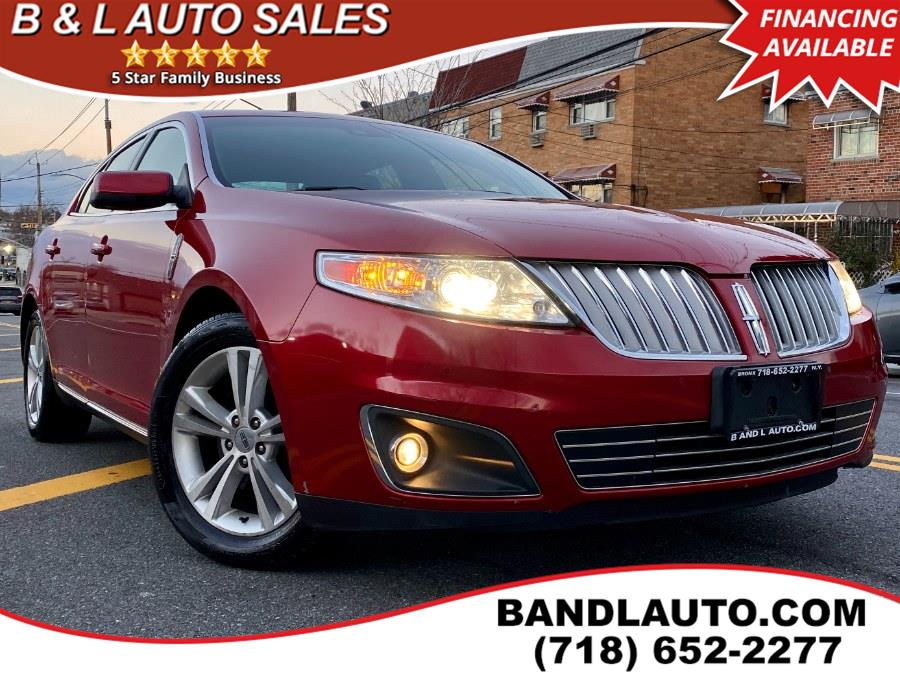 Used 2010 Lincoln MKS in Bronx, New York | B & L Auto Sales LLC. Bronx, New York