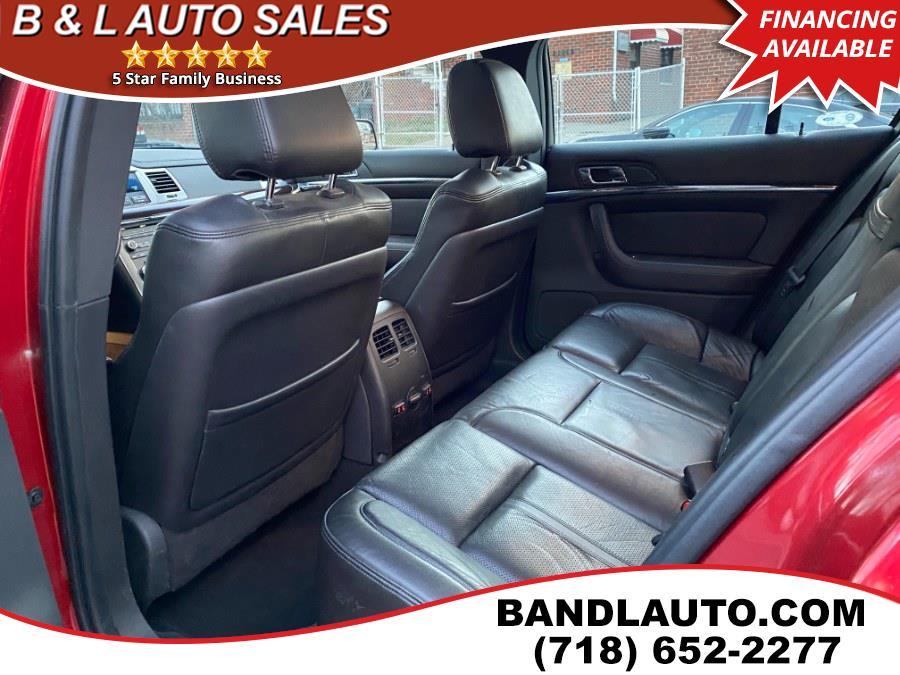 Used Lincoln MKS 4dr Sedan 3.7L FWD 2010 | B & L Auto Sales LLC. Bronx, New York