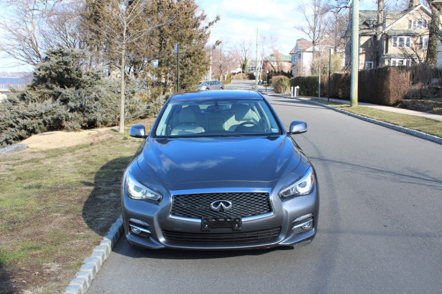 2015 INFINITI Q50 4dr Sdn Premium AWD, available for sale in Great Neck, NY