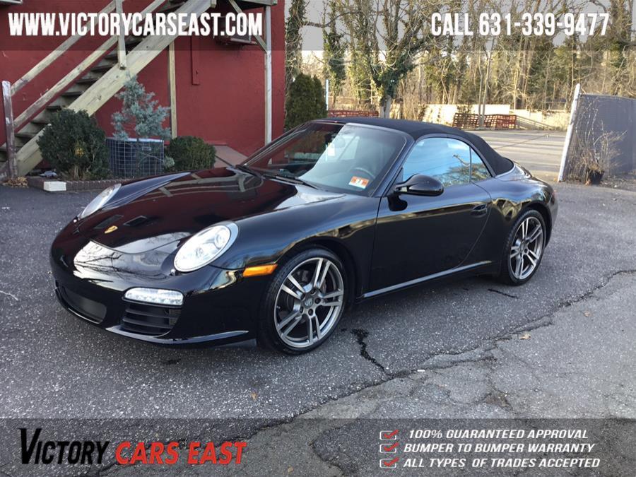 Used Porsche 911 2dr Cabriolet Carrera 2012   Victory Cars East LLC. Huntington, New York